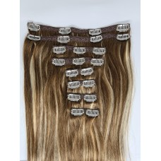 8-Piece Glamour Clip-In Set